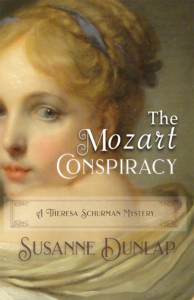 The Mozart Conspiracy book cover