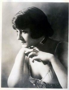Lillian Lorraine in the 1920s