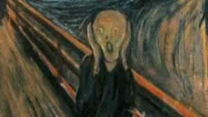 The Scream and the pain of rewriting