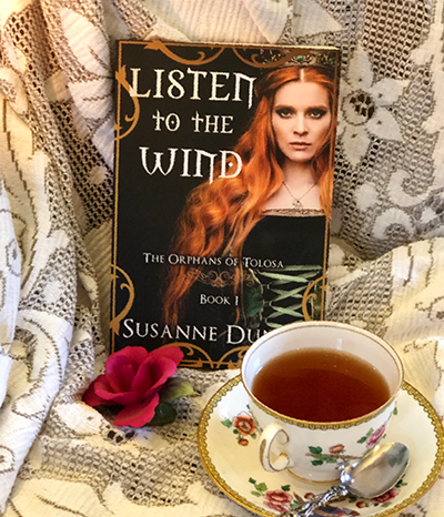 Release Day for LISTEN TO THE WIND!