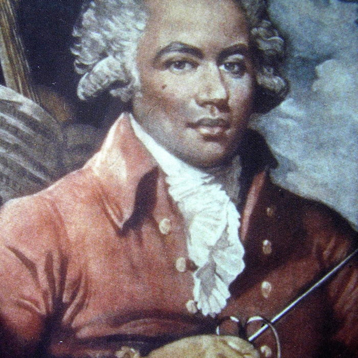 Thoughts on writing about an 18th-century black violinist