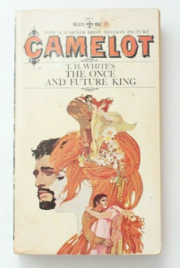 Early paperback edition of The Once and future King