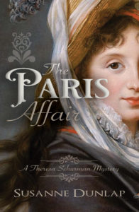 The Paris Affair, by Susanne Dunlap