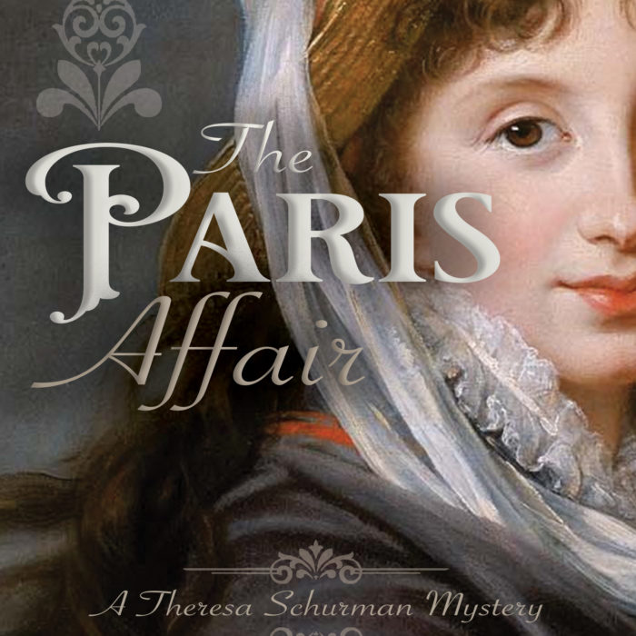 Publication Day for THE PARIS AFFAIR!